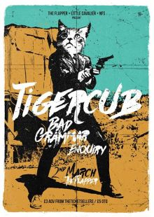 TIGERCUB / Bad Grammar / Enquiry