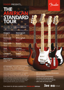 The American Standard Tour