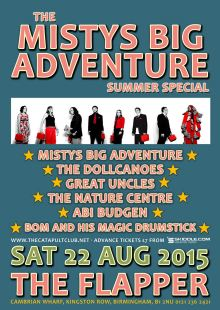 The Misty's Big Adventure Summer Special