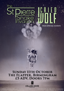 The St. Pierre Snake Invasion / I Cried Wolf / + Support
