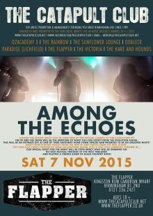 Among the Echoes (EP Launch) / Steve Mercy