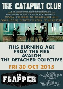 This Burning Age / From the Fire / Avalon / The Detached Collective