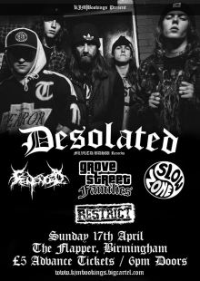 Desolated / Restrict + Support