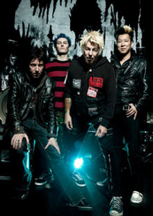 UK Subs + Cracked Actors + Balsall Heathens + The Dregs + The Accused