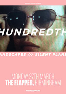Hundredth + Landscapes + Silent Planet
