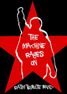 The Machine Rages On + Pantera + Kirvana